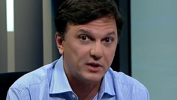 Mauro: 'O torcedor tem o direito de ficar irritado, e o Lucão tem que entender'