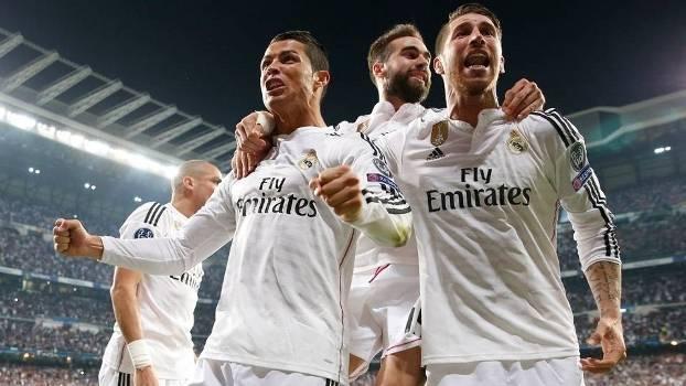 f1ed31818e Fominha  Cristiano Ronaldo nunca deu tantas assistências no Real Madrid  como em 2014-15 - ESPN