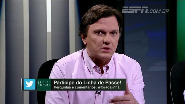 Para Mauro, Palmeiras deveria ter facilitado a saída de Felipe Melo: 'O clube conduziu muito mal'