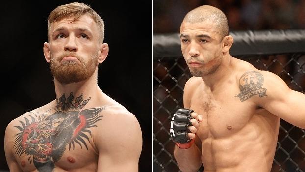 Segundo José Aldo, McGregor não quer revanche e rebate: 'Reputação machucada'