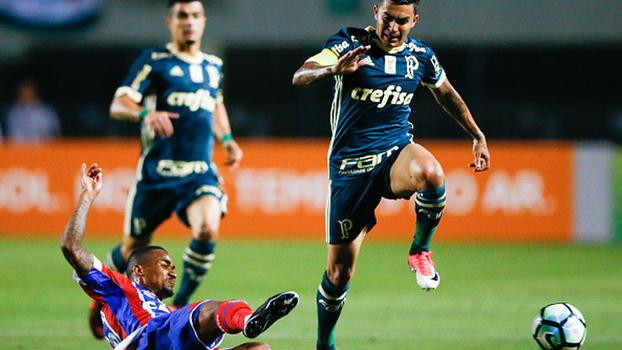 Brasileiro: Gols de Palmeiras 2 x 2 Bahia