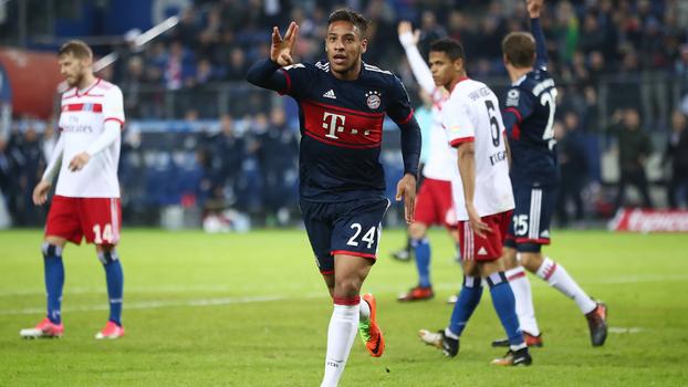 Veja o gol da vitória do Bayern de Munique sobre o Hamburgo por 1 a 0 pela Bundesliga!