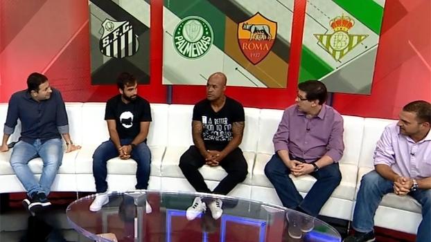 Marcos Assunção diz que viveu os melhores momentos da carreira no Betis e no Palmeiras
