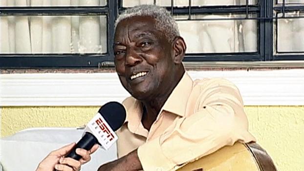 Morre em Belo Horizonte, aos 91 anos, o compositor Jadir Ambrósio, autor do Hino do Cruzeiro