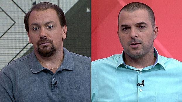 Ale destaca Cícero e Scarpa; Zé Elias critica: 'Time do Botafogo é muito limitado'