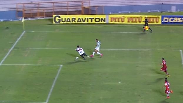 Série B: Gols de Goiás 3 x 0 CRB