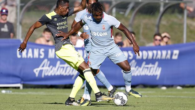 Em amistoso de pré-temporada, Mônaco e PSV empatam em 0 a 0