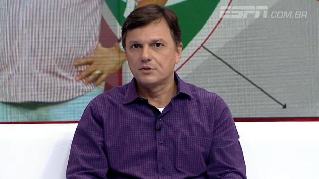 Mauro destaca atuação de Guerrero e diz que Flu terá que repensar estratégia para a volta