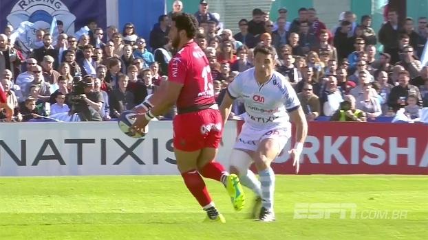 Fim de semana tem quartas de final do Europeu de Clubes de rugby; confira jogos e horários