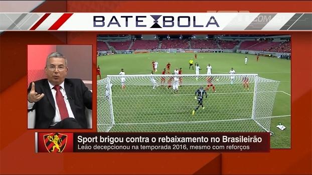 Novo presidente do Sport quer aproximar o torcedor e renovar gestão do clube