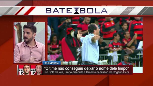 Nicola: ' O trabalho que ele fez no São Paulo não o credencia a trabalhar em nenhum time da Série A'