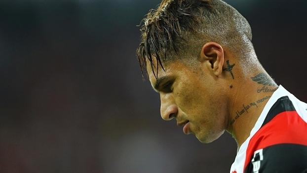 Paolo Guerrero tem maior média de gols da carreira no Flamengo