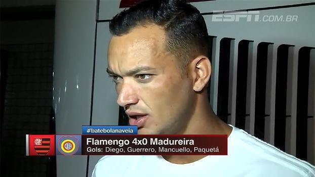 Réver nega favoritismo e espera clássico difícil contra o Vasco