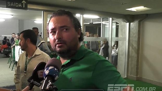 Mattos lamenta postura de árbitro durante jogo: 'Vamos acionar a Conmebol'