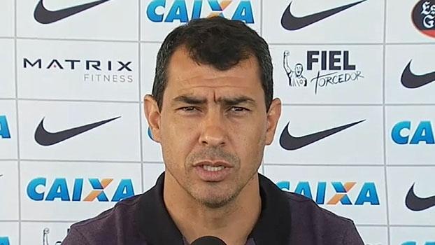Carille revela escalação do Corinthians para a Florida Cup