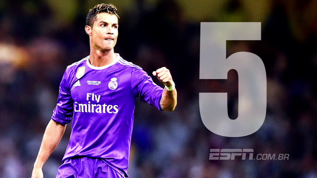 De golaço em golaço, os dez anos de Ronaldo e Messi como melhores do mundo