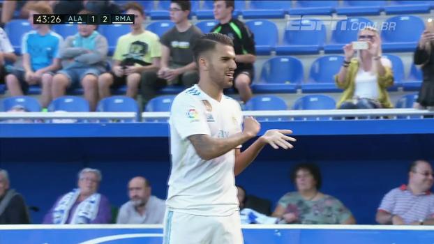 Assista aos melhores momentos de Alavés 1 x 2 Real Madrid