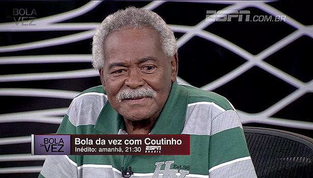 Parceiro de Pelé no Santos, Coutinho lembra de gol mais bonito da carreira contra o Benfica no Mundial