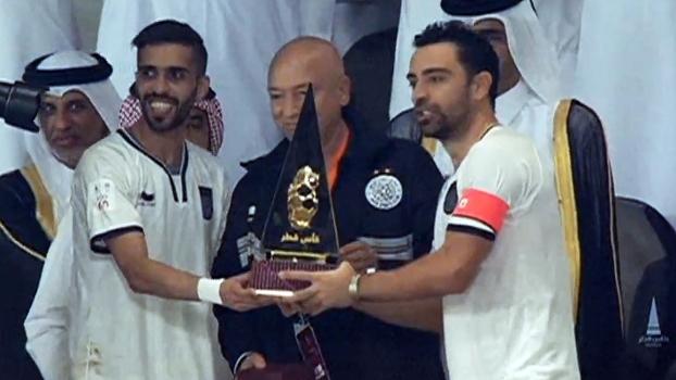 Com Xavi, Al-Sadd bate time de Romarinho e é campeão no Catar