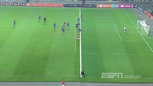 Para Sálvio, gol do Cruzeiro foi bem anulado e 2º tento do Flamengo foi legal