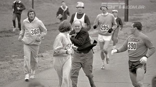 50 anos de história: Kathrine Switzer é a primeira mulher a ter disputado oficialmente a Maratona de Boston