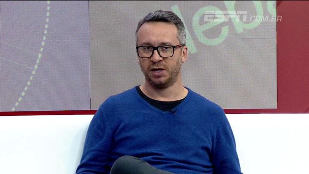 Maurício Barros critica atuação de Sidão e diz que São Paulo continua jogando futebol de rebaixado
