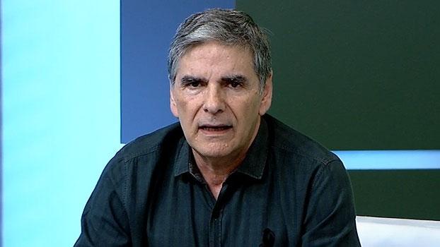 João 'Canalha' se emociona na abertura do 'Bate Bola': 'Pior dia da minha vida'