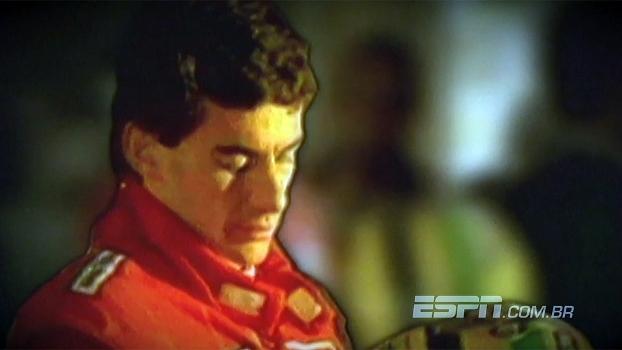 SportsCenter faz homenagem a Senna, que faria 57 anos nesta terça-feira