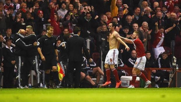 Inglês - 2ª divisão: Gols de Middlesbrough 3 x 0 Brentford