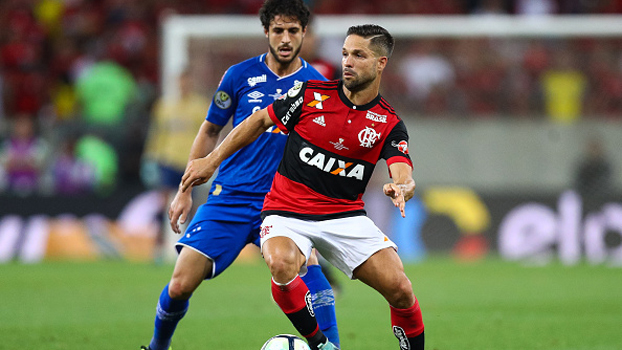 Copa do Brasil (final, ida): Gols de Flamengo 1 x 1 Cruzeiro