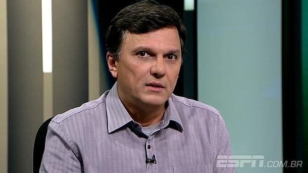 Mauro compreende reação de Felipe Melo contra o Peñarol, mas avalia: 'Faz parte da imagem que ele construiu'
