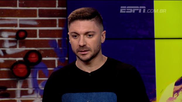 Lateral do Atlético de Madrid, Guilherme Siqueira fala sobre relação com Simeone e explica empréstimo ao Valencia