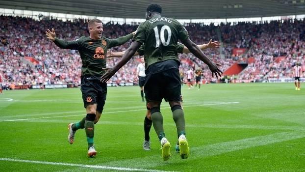 Veja os gols da vitória do Everton sobre o Southampton por 3 a 0 a322562e4b0e8