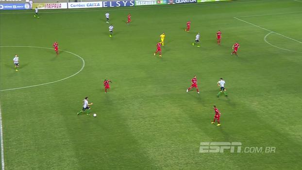 Assista ao gol da vitória do América-MG sobre o Vila Nova por 1 a 0!