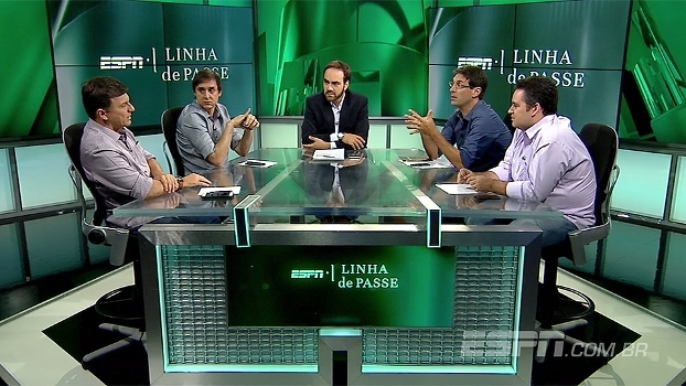Arnaldo: 'Flamengo está procurando qualificar o elenco para acompanhar a toada do Palmeiras'