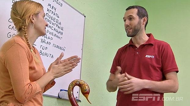 A Copa vem aí! Gustavo Hofman fala sobre as curiosidades do idioma russo