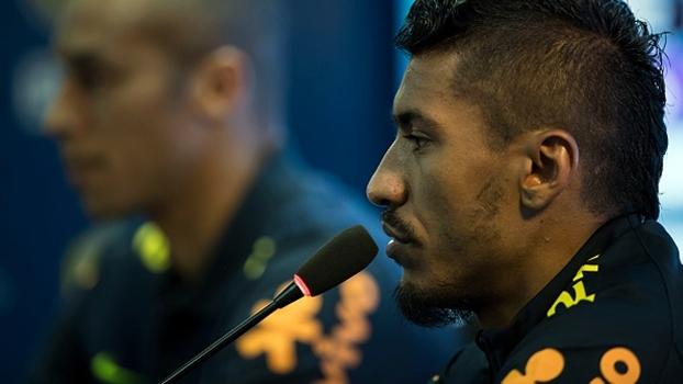 Para Paulinho, 'chineses' merecem estar na seleção brasileira