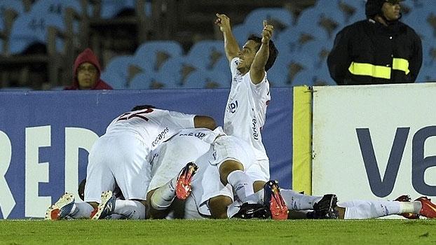 Assista aos gols do empate entre Penarol e Nacional por 1 a 1!