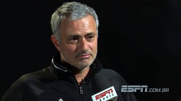 Neymar no United? Mourinho não vê possibilidade: 'É tentar arrombar um cofre'