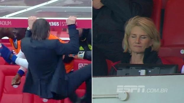 Gols perdidos, vibração inusitada e sono na torcida: veja os momentos mais engraçados da rodada da Premier League