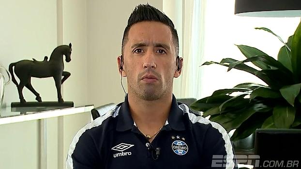 Barrios diz que não teve rixa com Cuca e aceitou sair: 'Fui profissional'