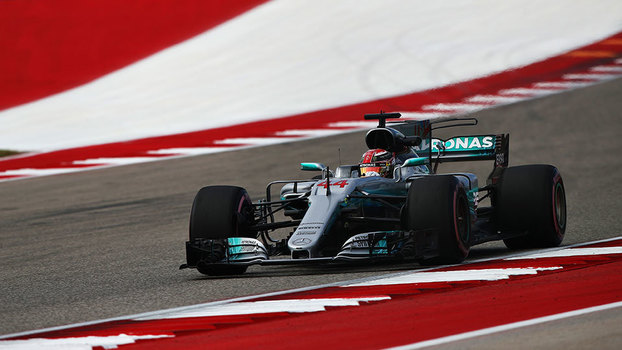 Fórmula 1: veja as melhores imagens do segundo treino em Austin