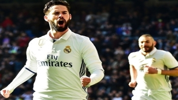 LaLiga: Melhores momentos de Real Madrid 5 x 0 Granada