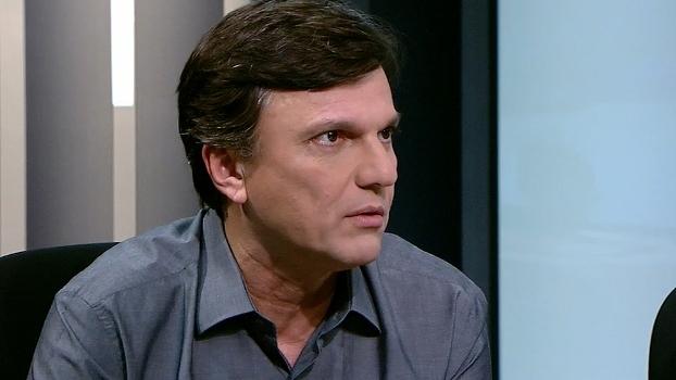 Mauro detona 'piti ridículo' de Conca e diz que Diego e Éverton Ribeiro podem jogar juntos