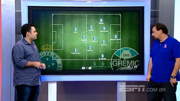 Quem pode desequilibrar? Dupla BB analisa Cruzeiro x Grêmio