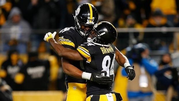 Assista aos melhores momentos da vitória dos Steelers sobre os Giants por 24 a 14!