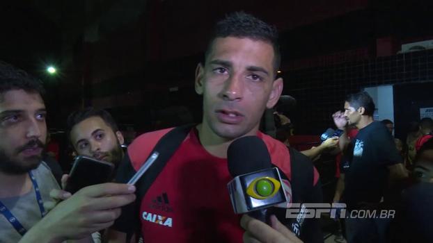 Diego Souza comemora permanência do Sport na Série A e elogia grupo: 'Foram homens para caramba'