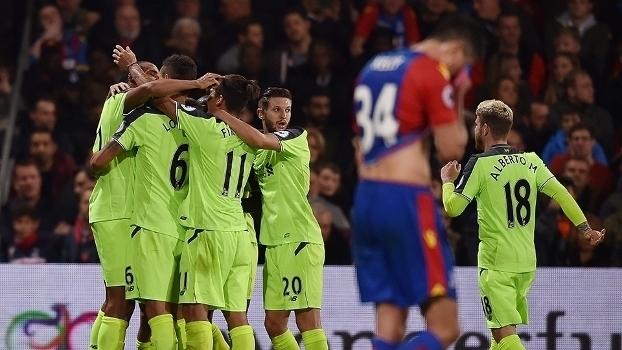 Premier League: Gols de Crystal Palace 2 x 4 Liverpool