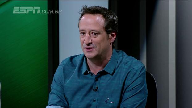 Gian vê Palmeiras 'muito mal' contra o Vitória e diz: 'O grande derrotado da noite foi o Alberto Valentim'