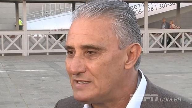 Tite diz que queria Brasil na Copa das Confederações e fala sobre árbitro de vídeo: 'Natural'